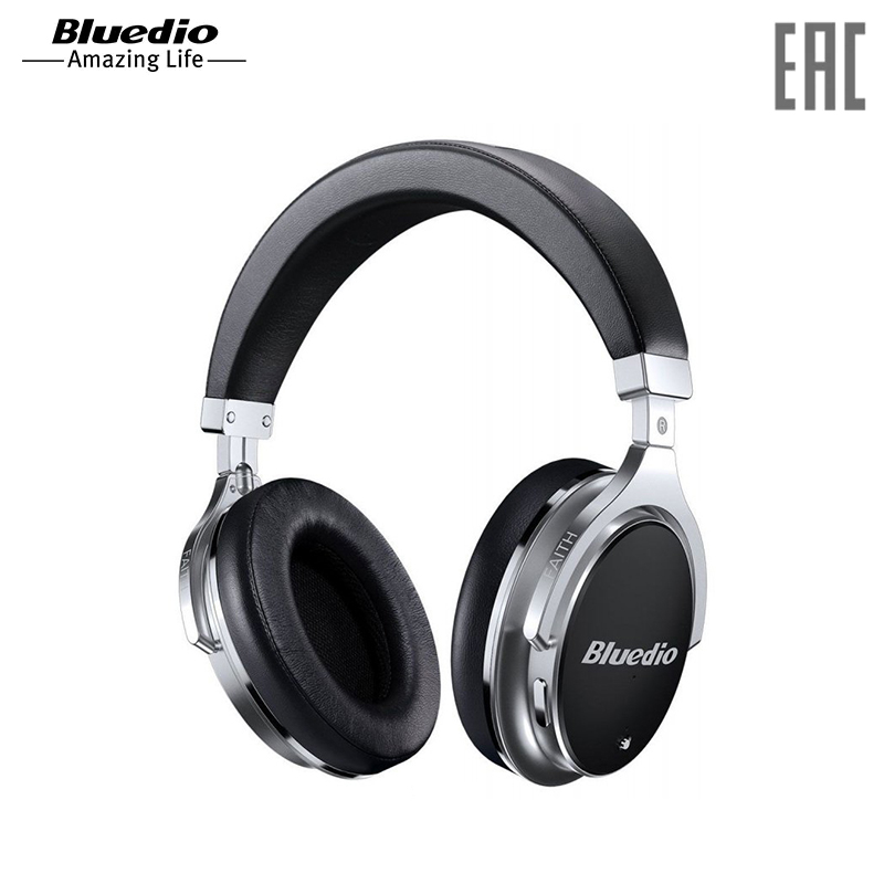 Headphones Bluedio F2 wireless bluedio t2 bluetooth4 1 wireless stereo headphone blue