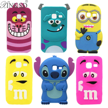 New 3D Silicone Case For Samsung Galaxy J1 Mini 2016 J105 J105H J105F SM-J105H