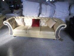 Jixinge جودة عالية الكلاسيكية أريكة سحب المشبك أريكة ، النمط الأوروبي تشيسترفيلد أريكة غرفة المعيشة أريكة