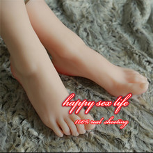 The little girl Lolita feet real female model simulation model of feet foot fetish pictures stockings beauty shop,size 30