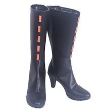 My Hero Academia Boku no hero academia Midnight Nemuri Kayama Cosplay Shoes Boots Custom Made