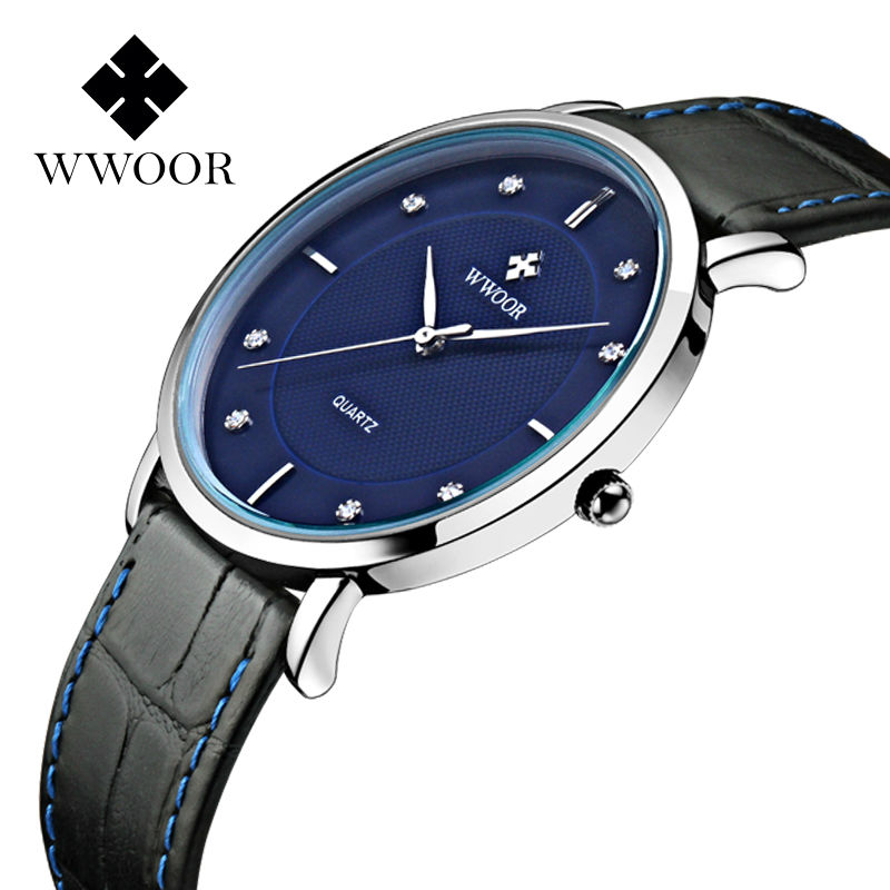 online get cheap watches for thin wrists aliexpress com alibaba luxury brand men watches ultra thin design full genuine leather clock male waterproof casual sport watch