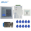 JERUAN  Brand NEW Rfid Door Access Control System Kit Set + Electric Control Door Lock + Rfid Keypad Code Easy install