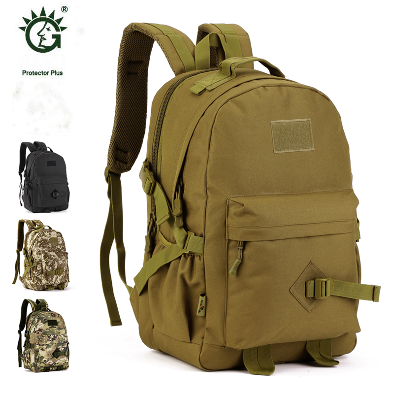Protector Plus Rucksack Outdoor Military font b Tactical b font Pouch font b Backpack b font