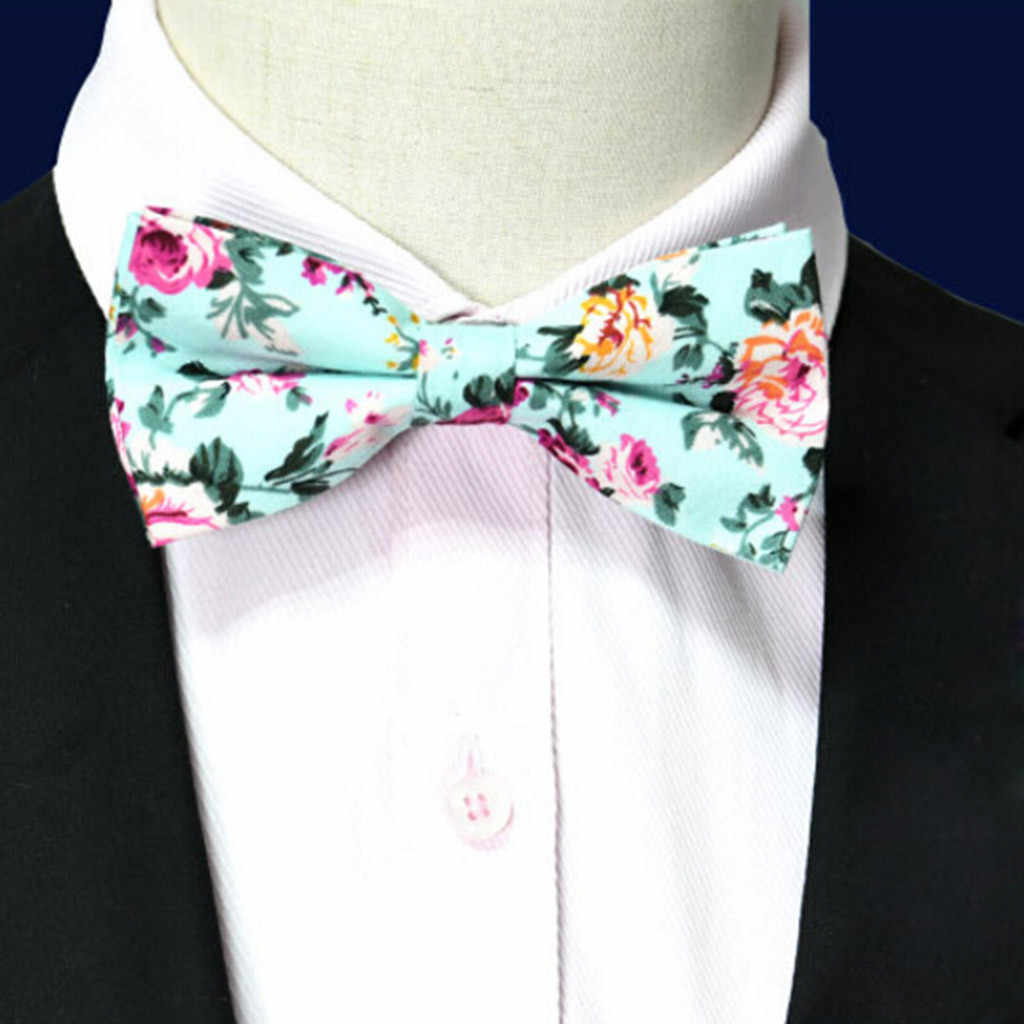 גרסה קוריאנית מתכווננת אופנה גברים פורמליות חתונה Bowtie חידוש טוקסידו עניבה עניבת פרפר קיץ מכירה לוהטת 2019 W711