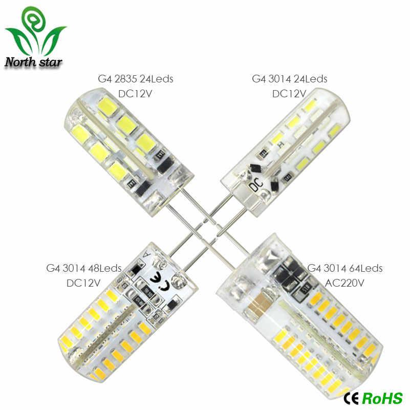 Melhor qualidade g4 g9 lâmpada led smd2835 3014 dc12v ac 220 v 3 w 6 w 9 12 w led regulável-licht dimmbar kronleuchter lichter erset