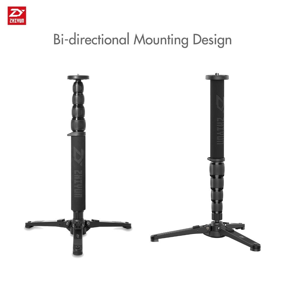все цены на Zhi Yun Zhiyun Telescopic Monopod Rod Pole for Zhiyun Crane 2 for Zhiyun Handheld Gimbal Stabilizer with 1/4 Mounting Screw