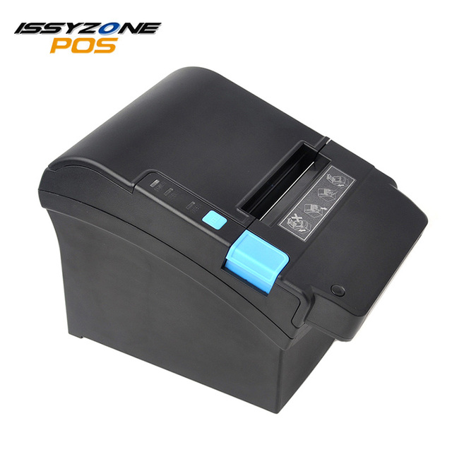 ISSYZONEPOS Thermal Printer 80mm USB/Serial/Ethernet interfaces With Money Detector Bill Receipt printer ITPP080