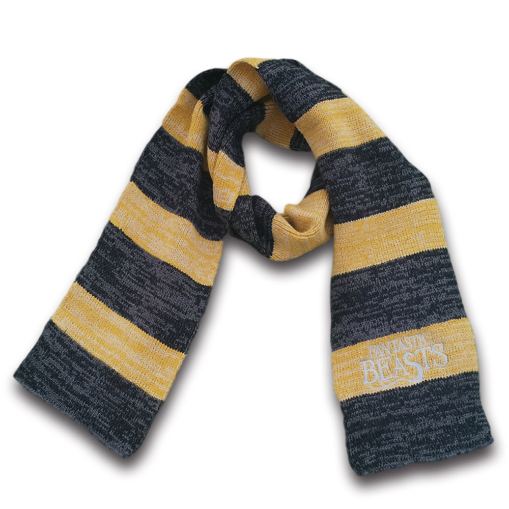 Movie Fantastic Beasts en Where to Them Them Scarf Newt Scamander Cosplay costume accessary