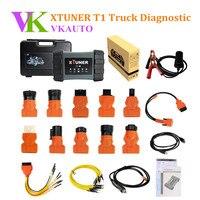 Yeni XTUNER T1 ağır iş kamyonları Wifi otomatik akıllı teşhis aracı DHL ücretsiz kargo