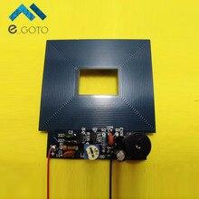 DIY Kit Простой Металлоискатель Локатора 3 В-5 В DC Электронные Производства Металла Индукционного Датчика Люкс