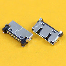 Cltgxdd per Tablet Laptop MotherBoard capacità Comune uso pin Connettore Femmina Jack di Ricarica USB Port Power Jack Per Samsung E708 A288(China)