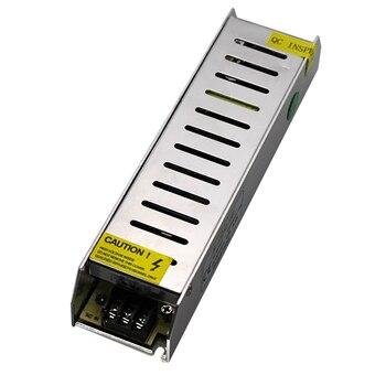 Led driver 12V 100W 8.5A lighting transformer switching Power Supply adapter Aluminum 110V~220V for led light 3528 5050