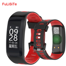 F4 Smart Sport Bracelet Blood Pressure Watch Oxygen Heart Rate Calories Wirstband Veryfit Fitness