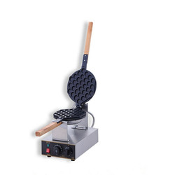 220V/110V commercial electric Chinese Hong Kong eggettes puff cake waffle iron maker machine bubble egg cake oven
