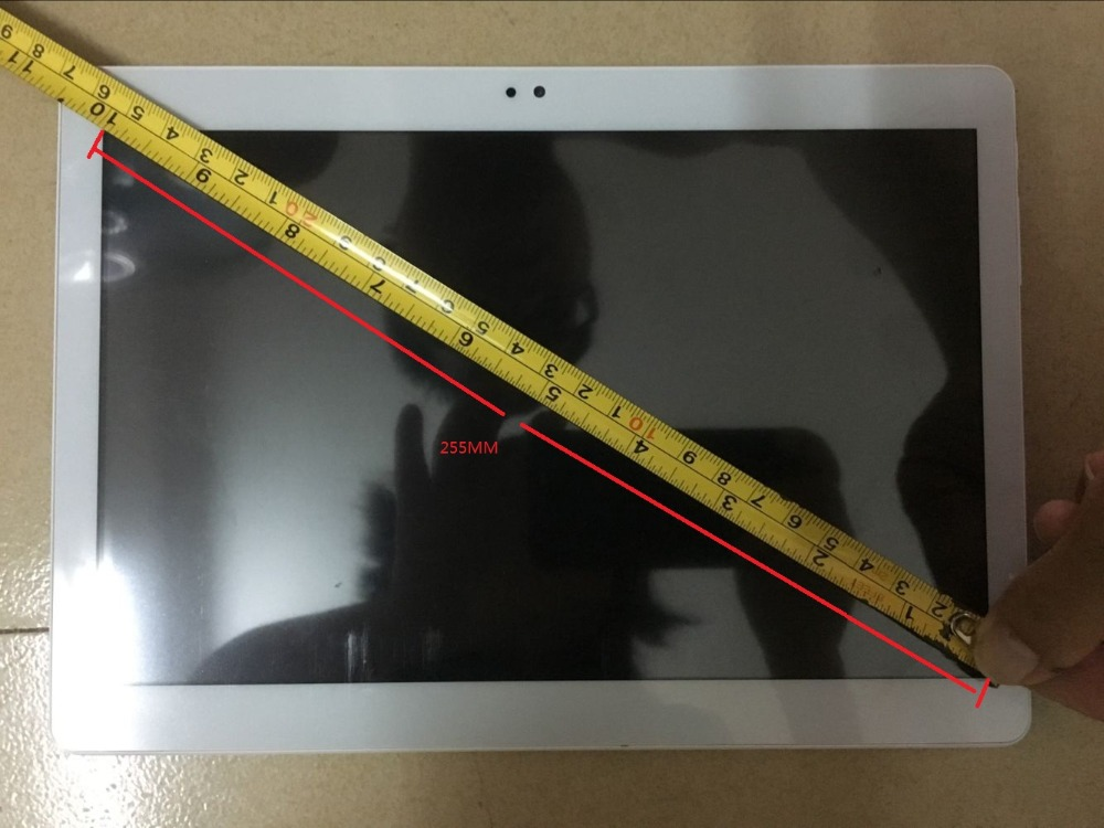 tablet size