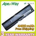 Apexway 6 celdas de batería portátil para hp pavilion dv2000 dv6000 417066-001 ev088aa ex941aa hstnn-lb31 ev089aa ex940aa hstnn-db32