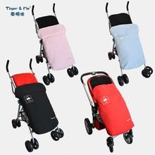 Tiger & Me Baby stroller sleeping bag envelop footmuff strollers footmuff, stroller sleepsacks, high quality Fleece Cosytoe