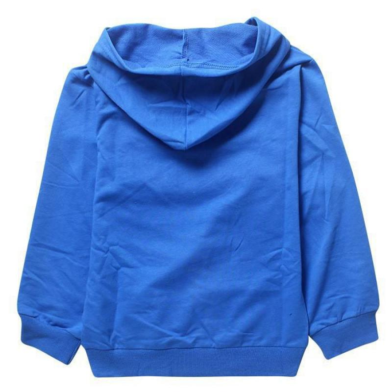 1PCS Big Hero 2018 Super Marines Kids children's cartoon hoodies cotton hoodie sweater 3T-9T for 4-10yrs kids clothes
