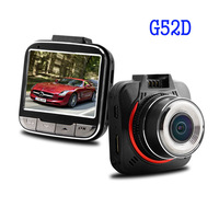 G52D Car DVR Video Recorder Ambarella A7LA50 Full HD 170 Degrees Wide Angle 2 0inch LCD