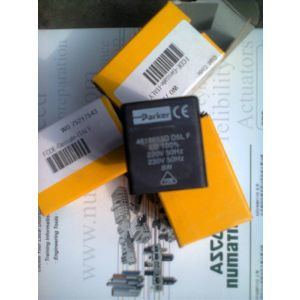 PARKER Lucifer solenoid valve coil 481865A5 цена