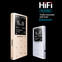 HIFI Lossless Bluetooth 4 0 MP3 Player Recorder FM Video E Book 8GB Radio Sport Wireless