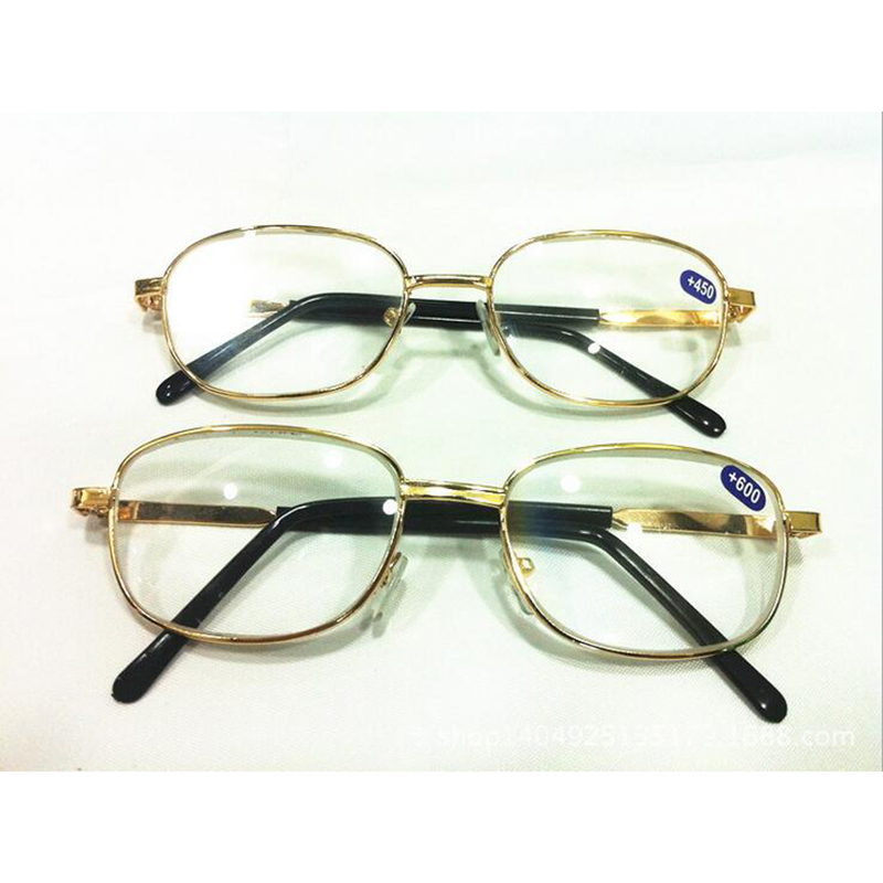 b6d4e160f735 Strong High Degree Reading Glasses Magnifying Optical Glasses Lens  Spectacle Eyeglasses glasses magnifier +4.5