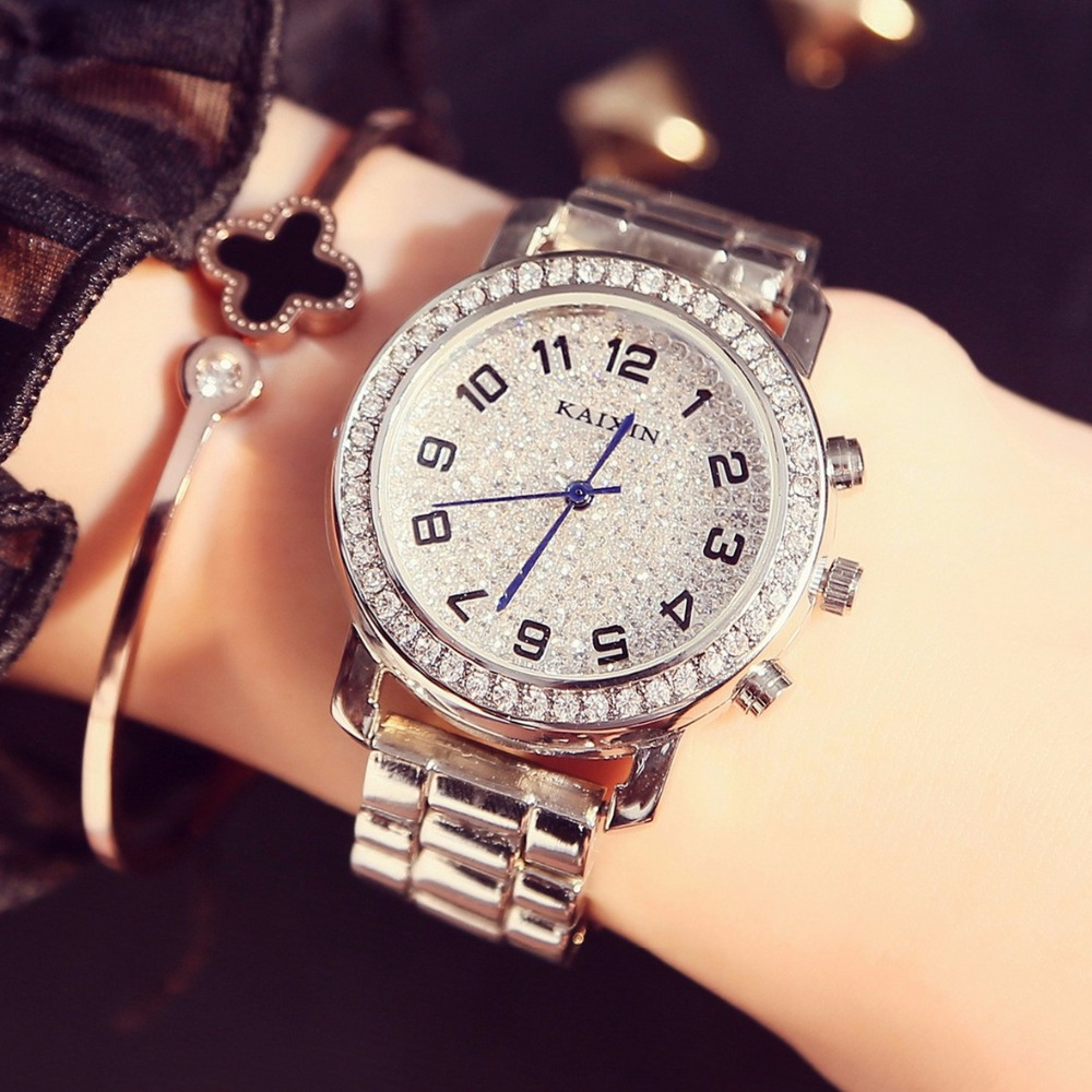 Luxury Brand Rose Gold Watches Women Bracelet Quartz Watch Ladies Dress Simple Bangle Wristwatch Clock Hodinky relogio feminino  ladies watches gold watch women dress top brand women s fashion stainless steel bracelet quartz watch relogio feminino hodinky