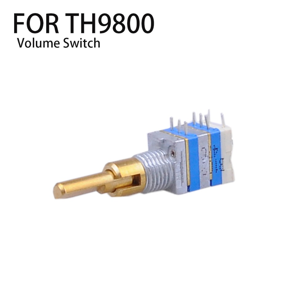 Volume Interrupteur pour TYT TH9800