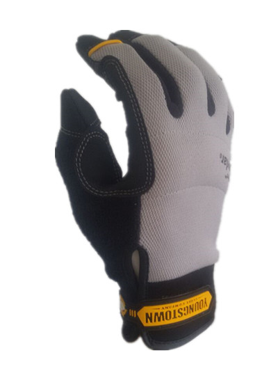 Image 3 - Extra Durable Puncture Resistance Non slip And ANSI Cut Level 3  Work Glove(Medium,Grey)-in Safety Gloves from Security & Protection