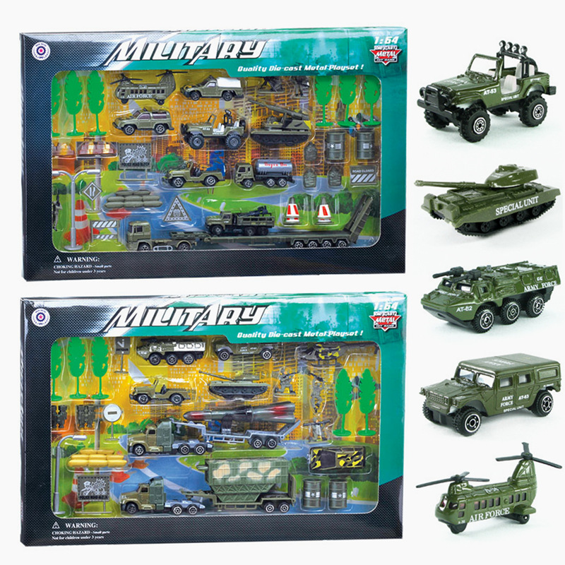 Childrens toys,Alloy military car model suits,Missile car/tanks,2016 new products selling model toys