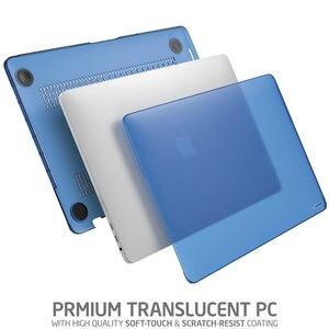 Image 4 - Dành Cho MacBook Pro 15 Ốp Lưng Với Thanh Cảm Ứng/Touch ID (2019 2018 2017 2016) a1990/A1707 Tôi Blason Slim Frost Cứng + Nhựa TPU