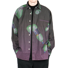 CAV Empt Shirt Mens Clothing Long Sleeve Single Breasted Shirts Sprite Cola Print Casual Men C.E Shirt Cav Empt