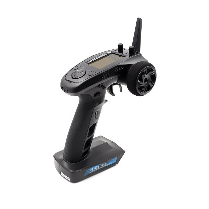 New GT5 FS-GT5 Remote Controller with Gyroscope Multi-function 6 Channel Gun Remote Controller цены онлайн