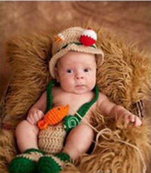 97342971727 Newborn baby boys girls handmade Fishman Hat Diaper shoes   fish newborn  photo photography props costume outfits