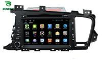 Quad Core 1024*600 Android 5.1 Car DVD GPS Navigation Player for KIA K5/OPTIMA 2011 12 Radio 3GWifi steering wheel control