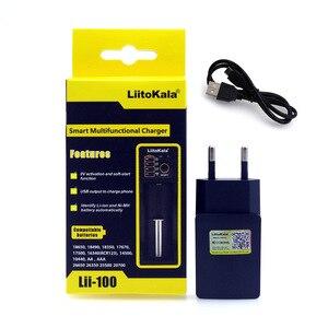 Image 5 - Nieuwe Liitokala Lii S2 S4 PD4 402 202 100 18650 Batterij Lader 1.2V 3.7V 3.2V AA21700 Nimh Li Ion batterij Smart Charger + 5V Plug