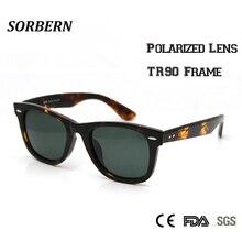 Atacado (10 pçs lote) Polarzied Óculos De Sol Dos Homens de Design Da Marca  de Moda Óculos Quadrados Óculos de Sol lunettes de s. df05ec19f9