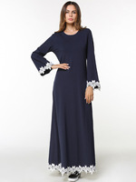 New Jilbabs And Abayas Caftan Arab Garment Abaya Turkey In The Middle East Muslim Women Dress