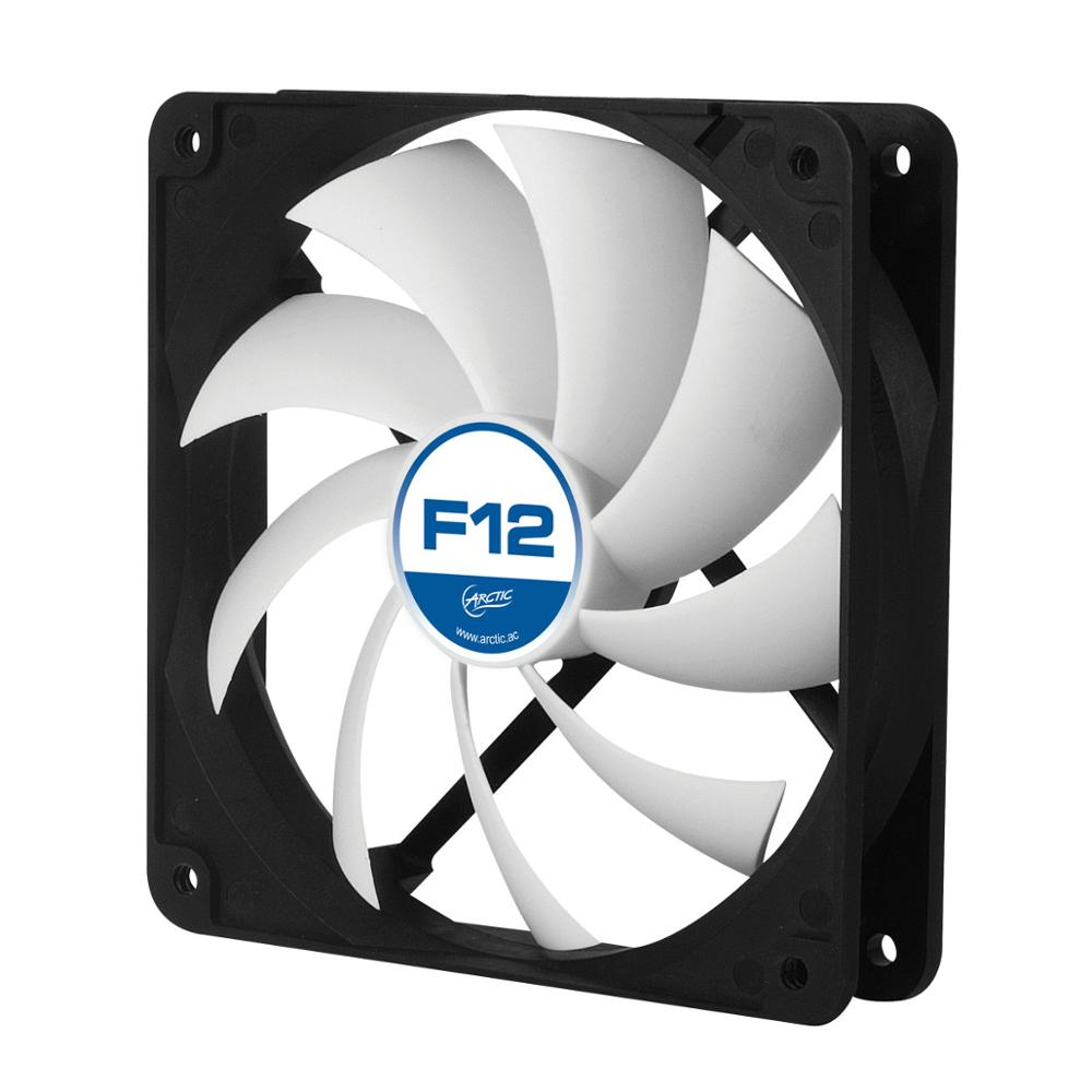 Arctic F12 fan 12cm 120mm 1350rpm Cooler cooling fan silent Genuine original original delta ffb1224she 12cm 120mm 12038 120 120 38mm 24v 1 20a cooling fan