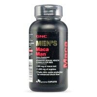 Free shipping Men's Maca 60 pcs Advanced Sexual Health Formula For Men