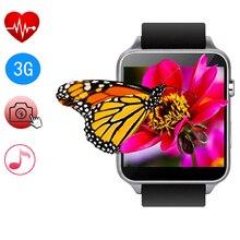 Android Smart Armbanduhr Herzfrequenz Smartwatch GSM/GPRS Sim-karte Kamera Armbanduhr Fernbedienung Inteligente Pulso Sport Uhr