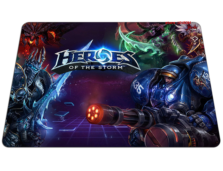 Heroes of the Storm mouse pad HD pattern large pad to mouse notbook computer mousepad cool gaming padmouse gamer play mats