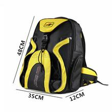 Motorcycle Riding Helmet Bag Waterproof High Capacity Backpack Multifunction Travel Luggage Handbag Tool Bag