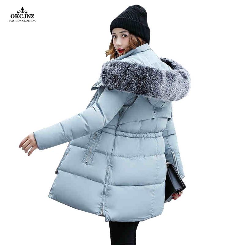 Online Get Cheap Ladies Parka Thick Fur Hood -Aliexpress.com ...