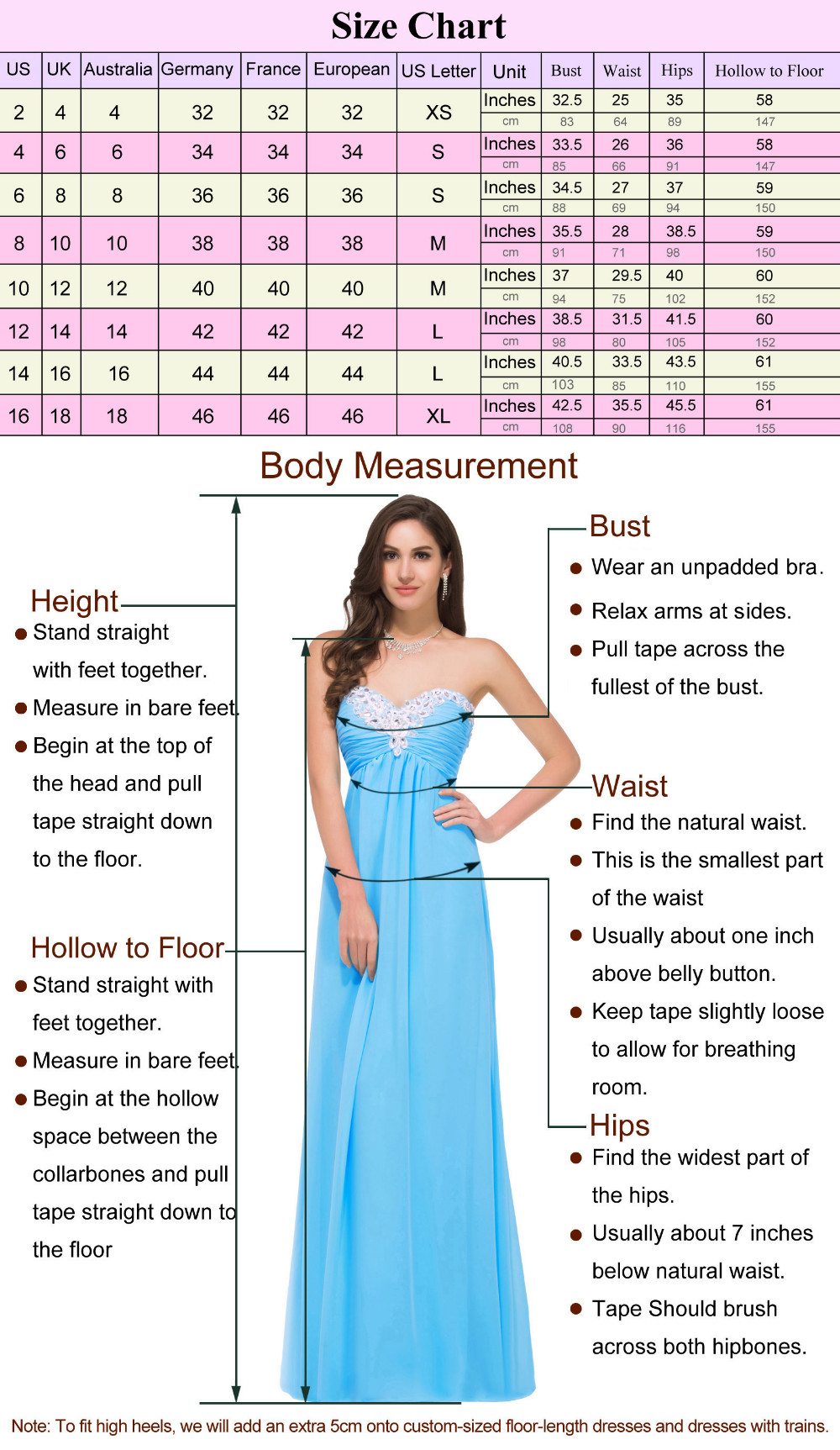 High Low Bridesmaid Dress 2017 Short Front Long Back Prom Gown Strapless Bead Sequin Pink Turquoise Bridesmaid Dress Grace Karin 4