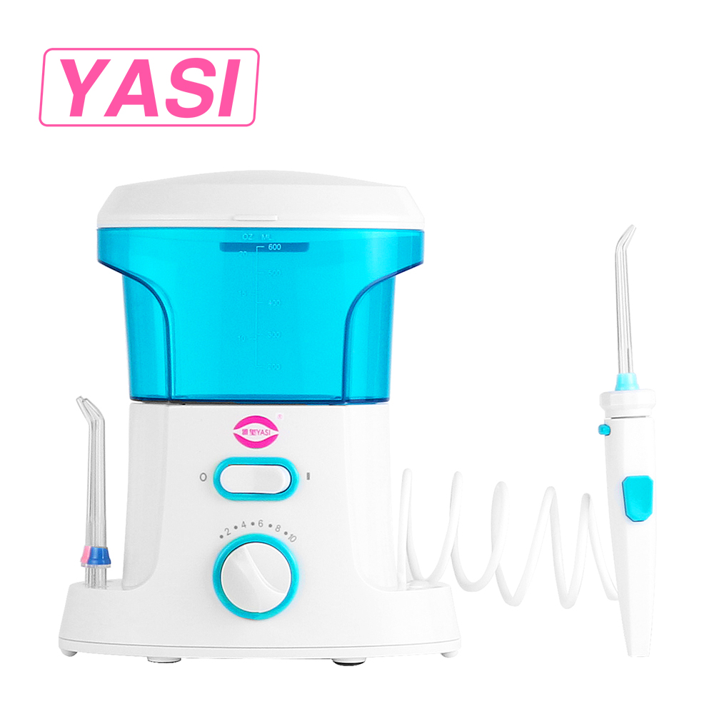 YasiV9 Dental Flosser Oral Irrigator Water Flosser Irrigator Dental Floss teeth Whitening Pick Dental Water Pick Oral Irrigation yasi v8 rechargeable electric oral irrigator water toothpick teeth whitening water flosser dental tooth cleaning tool eu plug