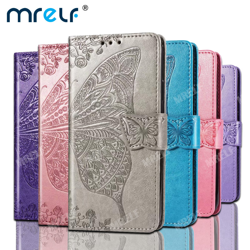 Wallet Case For Samsung Galaxy Note 8 9 10 Pro S10E S9 S10 S8 Plus Cover Case,for Samsung,A6,A9,A7,A5,2018,A8,Plus,J4,J7,J8,Case