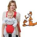 Кенгуру Для Детей Слинг  для новорожденных эргономичный рюкзак переноски детей Детей хипситдля Мягкая Удобная Слинг рюкзак младенцев переноска