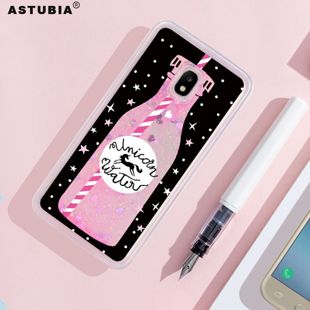 Galleria fotografica Glitter Liquid Coque For Samsung Galaxy J5 2017 Case Eurasian Version Cover For Samsung J3 2017 Case For Samsung J7 2017 Case